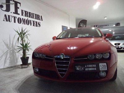 brugt Alfa Romeo 159 SW 2.0 JTDM