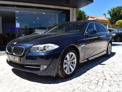 usado BMW 520 d Exclusive Auto 129g