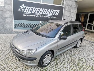 usado Peugeot 206 SW 1.1 Colorline