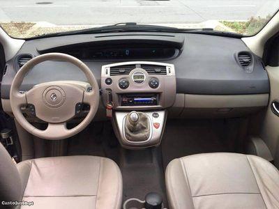 usado Renault Grand Scénic 1.5Dci 105Cv 7 Lug. -