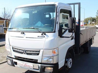brugt Mitsubishi Canter 3S13 // 2013 // CURTA