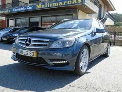 usado Mercedes C250 CDI 204cv AMG