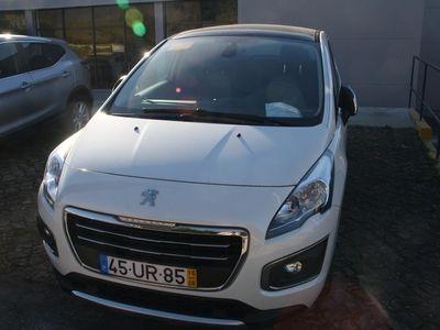usado Peugeot 3008 1.6 HDi Allure 120 CV