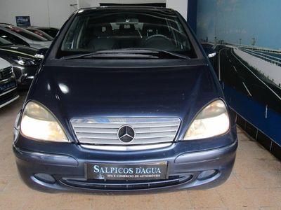 usado Mercedes A170 ClasseCDi Avantgarde (95cv) (5p)