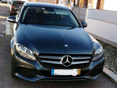 usado Mercedes C220 Bluetec Avantgard w205