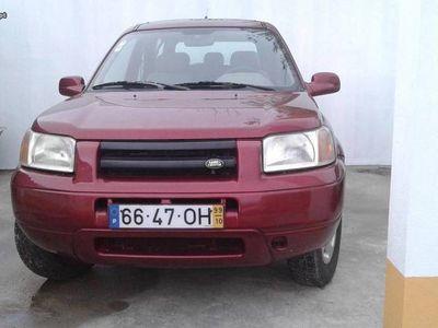 brugt Land Rover Freelander -