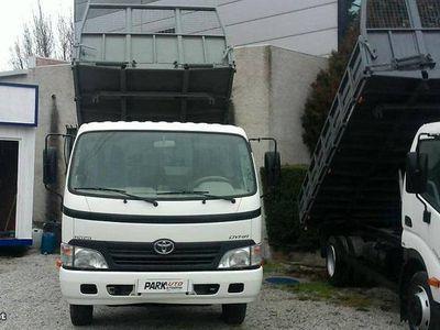 usado Toyota Dyna L75.34 Tribasculante - 09