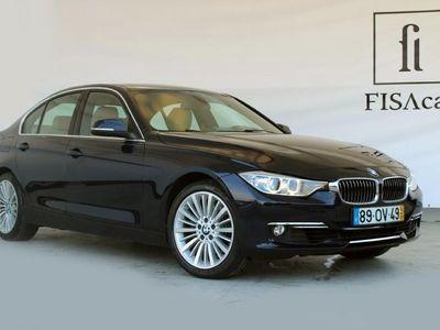 usado BMW 218 325 D Luxury AutoCV 4 Portas Berlina