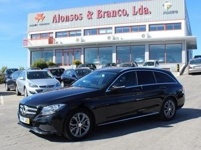 usado Mercedes C180 BLUETEC STATION
