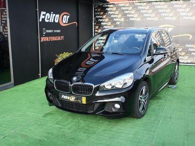 usado BMW 216 Active Tourer Sport - Pack M exterior