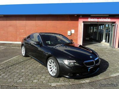 usado BMW 635 D Coupé