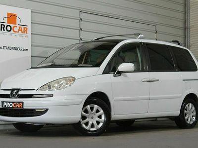usado Peugeot 807 2.2 HDi - 7 LUG.