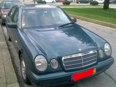 usado Mercedes E290 Berlina - 97