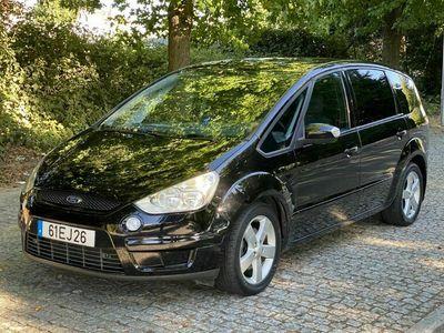 usado Ford S-MAX 1.8 TDCi Titanium 7L