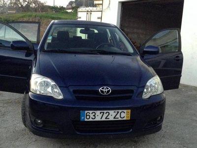 brugt Toyota Corolla 1.4 d4