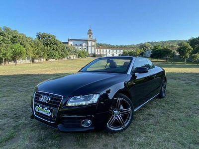 usado Audi A5 Cabriolet 2.0 TFSi S-line