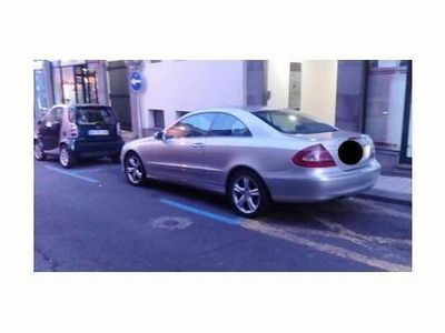 usado Mercedes CLK270 Coupe