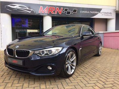 begagnad BMW 420 Cabrio Line Sport