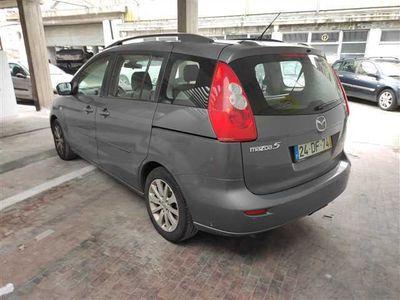 usado Mazda 5 MZR-CD 2.0 Exclusive