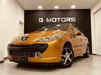 usado Peugeot 207 1.4 Hdi Full G Motors