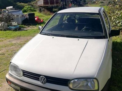 used VW Golf III gasóleo