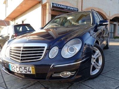 usado Mercedes E280 Avantgarde