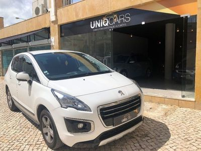 used Peugeot 3008 1.6 e hdi active