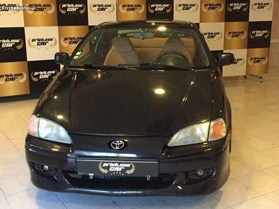 usado Toyota Paseo coupe -