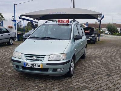 usado Hyundai Matrix 1.5 crdi 12V 82cv