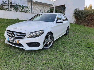 usado Mercedes C250 2.2Cdi 204Cv Biturbo