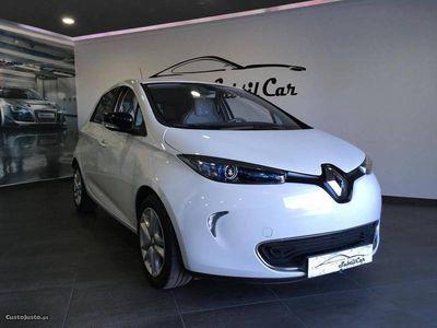usado Renault Zoe electrico Gps