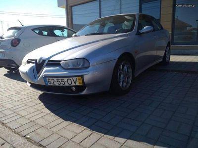 gebraucht Alfa Romeo 156 2.4 JTD Sport Momo