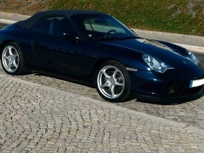 usado Porsche 911 (Todos) Cabrio