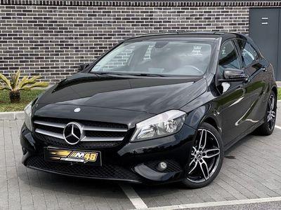 usado Mercedes A180 D Urban GPS