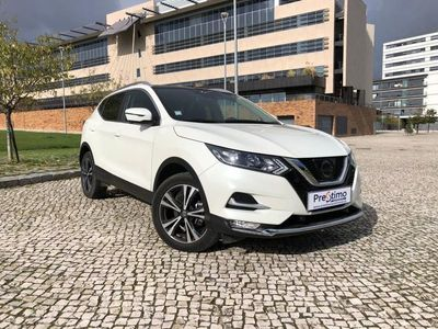 usado Nissan Qashqai 1.5 dCi N-CONNECTA 18 PS+RS
