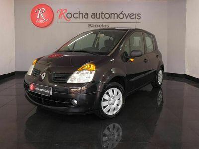 usado Renault Modus 1.5 dCi Confort Authentique