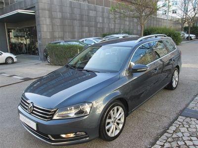 gebraucht VW Passat variant 2.0 TDi Highline DSG