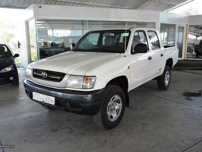 usado Toyota HiLux 2.5 TD 4x4
