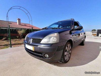 usado Renault Clio 1.5 dCi (82Cv)