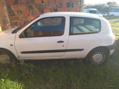 gebraucht Renault Clio 1.5dci van