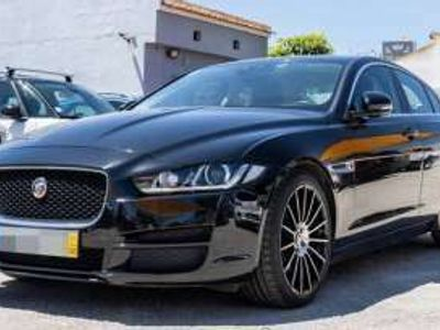 usado Jaguar XE Gasóleo
