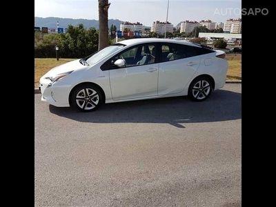 usado Toyota Prius 1.8 Luxury Pele+Pack Techno
