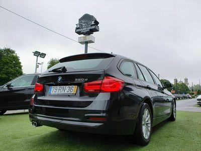 usado BMW 320 d Touring Auto