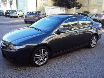 used Honda Accord 2.2CDTI