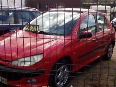 usado Peugeot 206 Gasolina