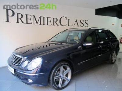 usado Mercedes E320 CDI Avantgard Station