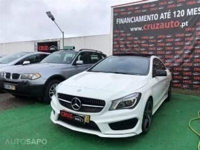 usado Mercedes CLA200 ClasseCDi AMG Line (136cv) (5p)