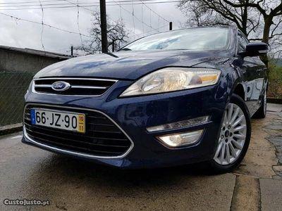 used Ford Mondeo titanium 1.8tdci