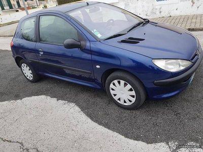 brugt Peugeot 206 1.4 DHI