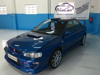 usado Subaru Impreza 2.0 GT 4x4 Pro-Drive (240cv) (4p)